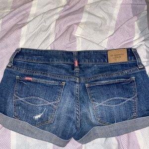 Abercrombie shorts size 00